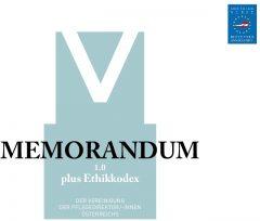 Icon of Memorandum Ethikkodex PflegedirektorInnen Oesterreichs