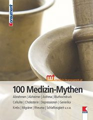 Icon of 100 Medizin-Mythen