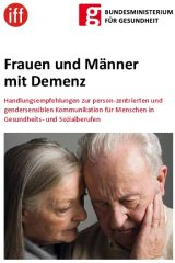 Icon of Frauen und Männer mit Demenz