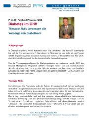 Icon of Diabetes im Griff