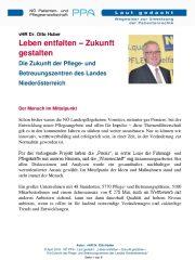 Icon of Leben Entfalten Zukunft Der Pflege Otto Huber Expertenletter Patient