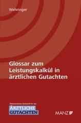 Icon of Glossar zum Leistungskalkül in ärztlichen Gutachten