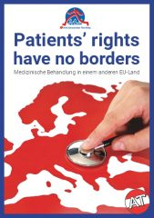 Icon of Patients' rights have no borders