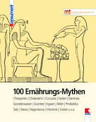 Icon of 100 Ernährungs-Mythen