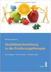 Icon of Qualitätsentwicklung in der Ernährungstherapie