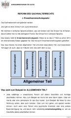Icon of Erklärung in einfacher Sprache