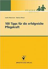 Icon of 100 Tipps für die erfolgreiche Pflegekraft