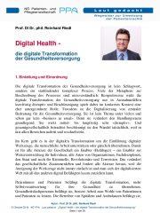 Icon of Digital Health