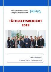 Icon of Tätigkeitsbericht 2019
