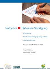 Icon of Leicht Lesen - Ratgeber Patienten-Verfügung