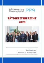 Icon of Tätigkeitsbericht 2020