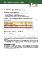 Icon of 3. Covid-19-Teilimpfung