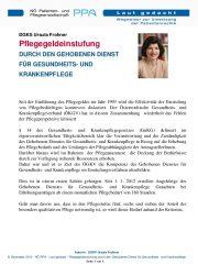 Icon of Pflegegeldeinstufung  Frohner Pflege