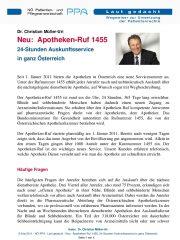 Icon of Neu: Apotheken Ruf 1455