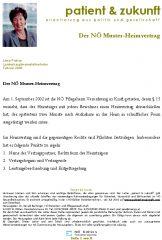 Icon of Der NÖ Muster-Heimvertrag!