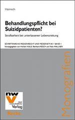 Icon of Behandlungspflicht Suizidpatienten