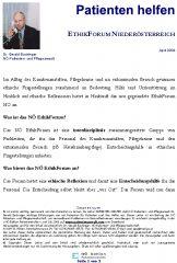 Icon of EthikForum Niederösterreich