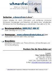 Icon of Schmerzfreier Leben - Verein zur Prävention von chronischen Schmerzen