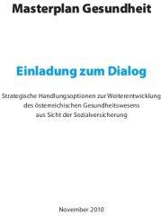 Icon of Masterplan Gesundheit