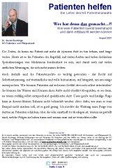 Icon of Patientenhelfen August2001