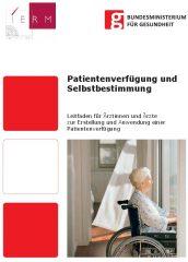 Icon of Leitfaden - Ärzte - Patientenverfügung