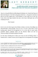 Icon of Qualifikationsfalle Jungmediziner - Chance oder Risiko für Österreichs Gesundheit?