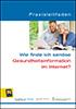 Broschüre - Wie finde ich seriöse Gesundheitsinformation im Internet?